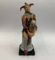 Статуэтка Royal Doulton The Jester № 2016, 1997 г.