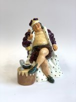 Фигурка Old King Cole, Royal Doulton, № 2217, 1962 г., Англия