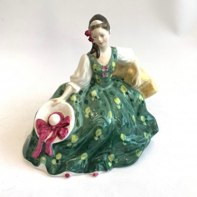 Фигурка, Royal Doulton, Elyse, № 2474, Англия, 1971 г.