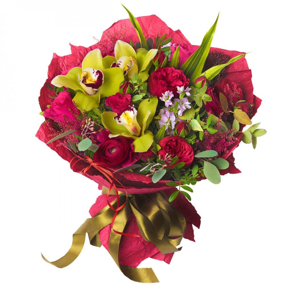 Время веры: букеты цветов на заказ FlowWow