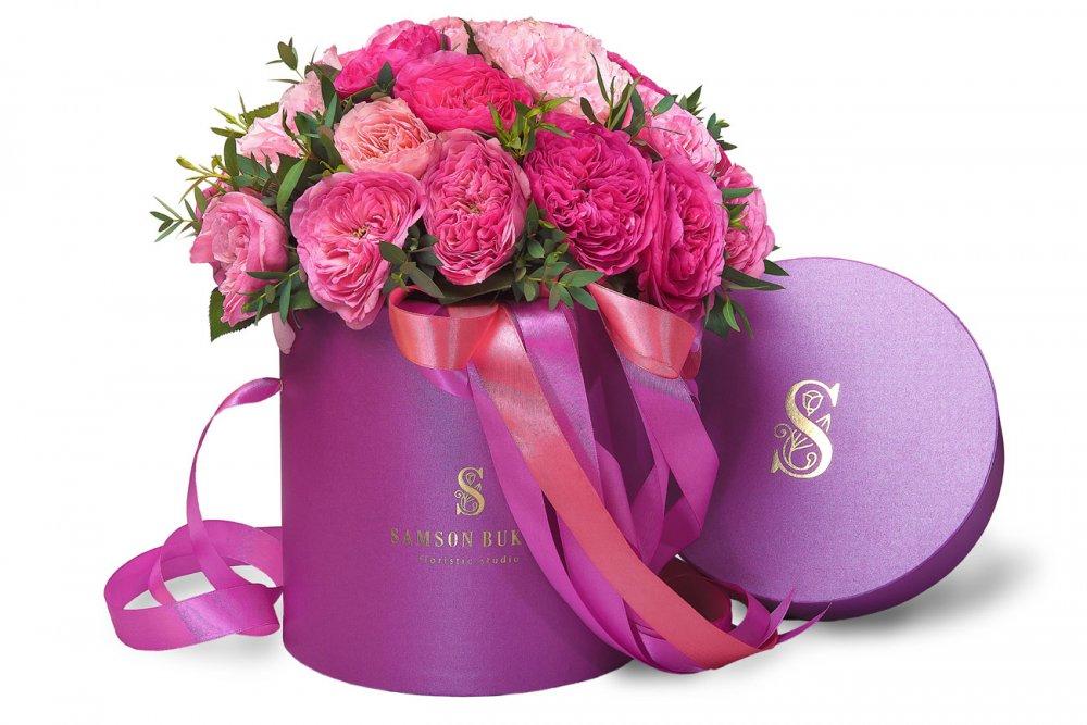 Французский шик: букеты цветов на заказ FlowWow