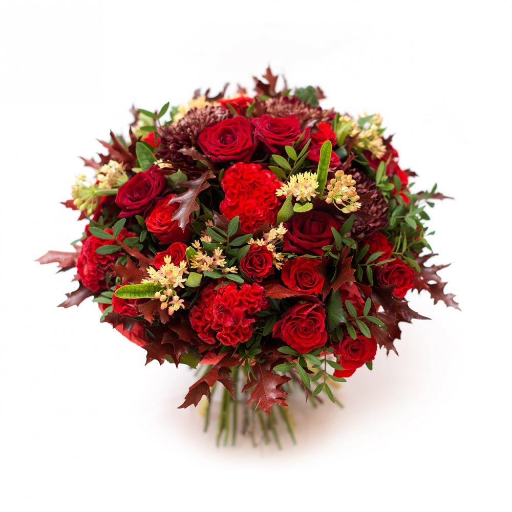 Тайна внутри: букеты цветов на заказ FlowWow