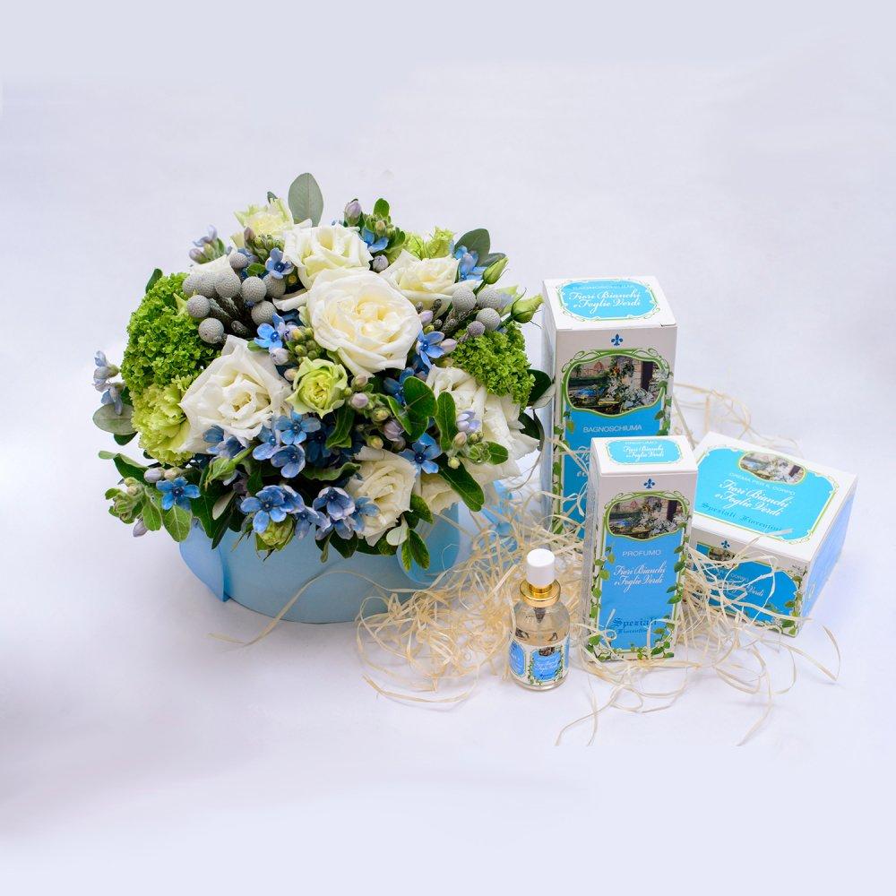 Ароматы тосканского сада: букеты цветов на заказ Flowwow