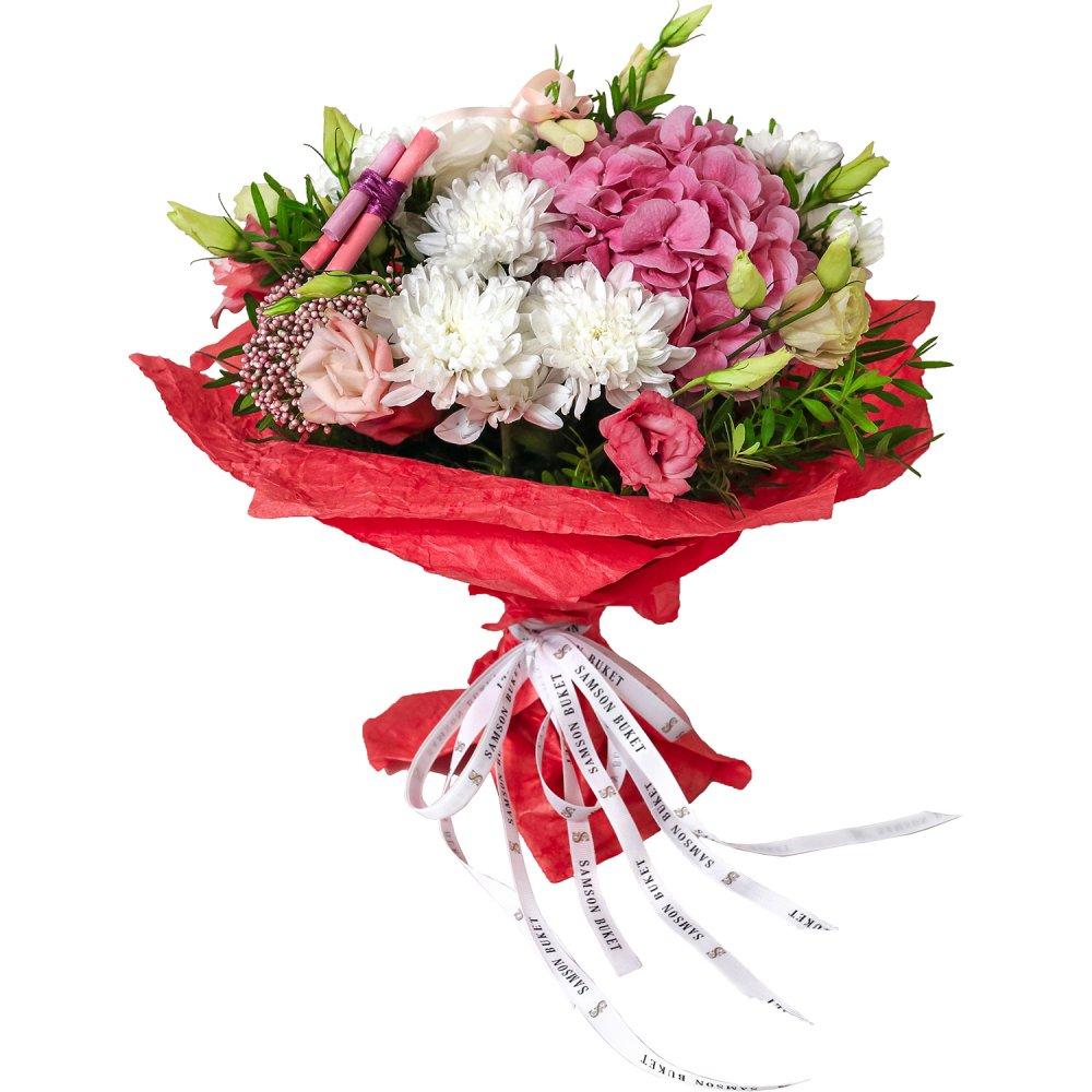 Прекрасные традиции: букеты цветов на заказ FlowWow