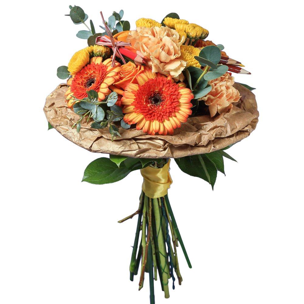 Солнечный луг: букеты цветов на заказ FlowWow