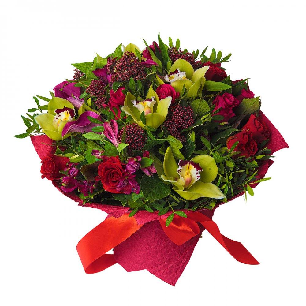 Знамение надежды: букеты цветов на заказ FlowWow