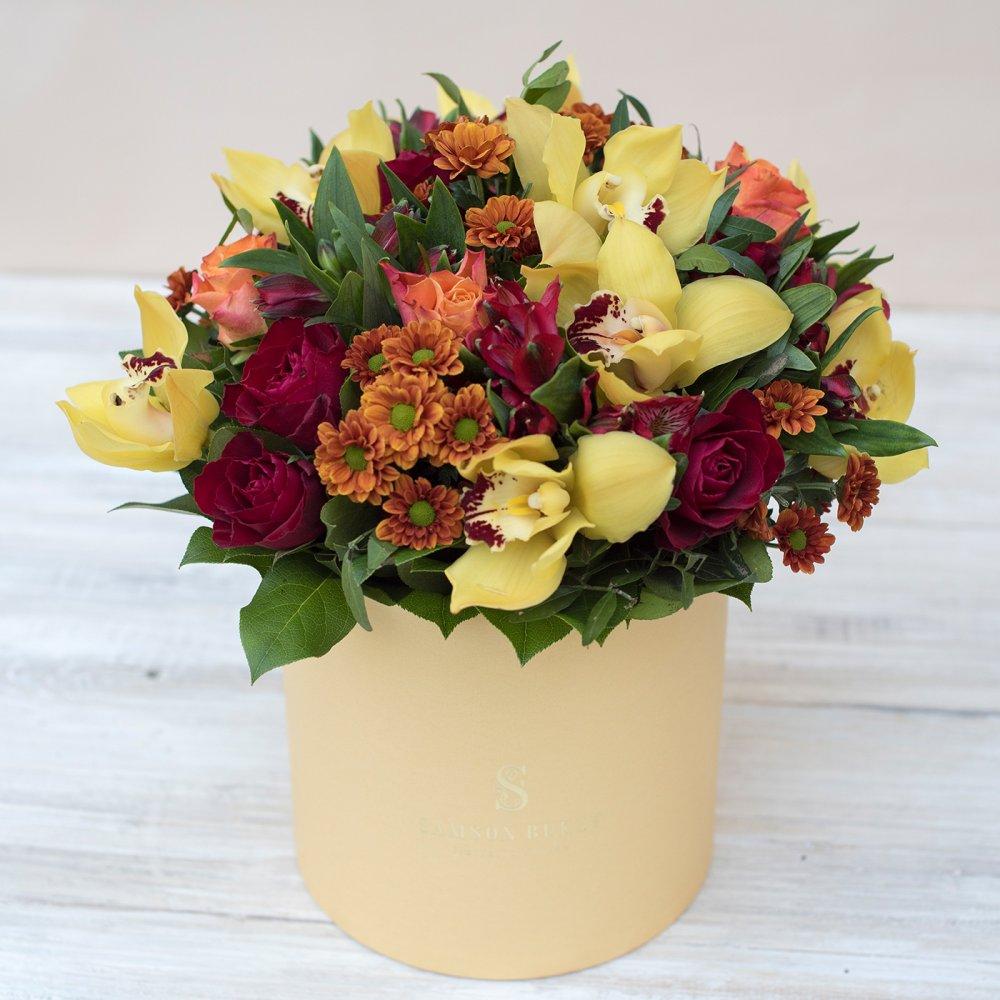 Незабвенная роскошь: букеты цветов на заказ FlowWow