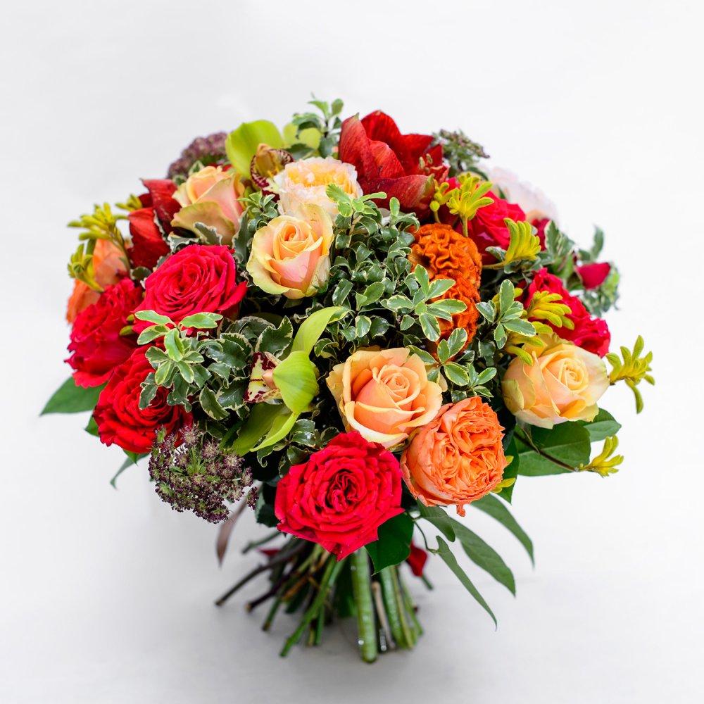 Грация осени: букеты цветов на заказ FlowWow
