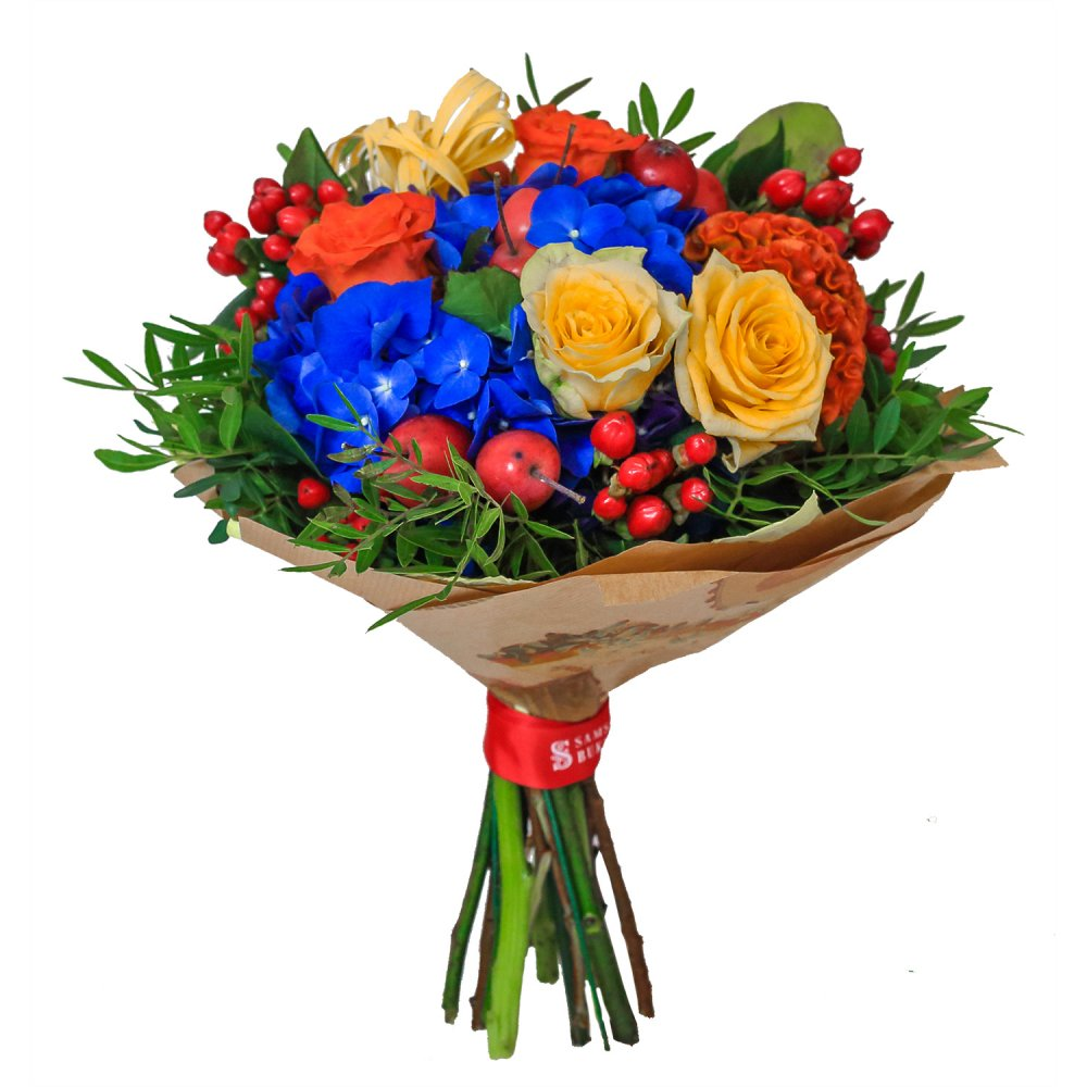 Долгожданный день: букеты цветов на заказ FlowWow